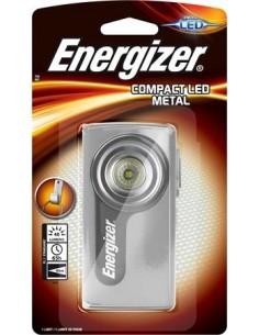 """Elemlámpa LED 3xAA (nem tartozék) fém ház ENERGIZER """"Compact Metal"""""""