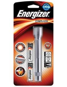 """Elemlámpa LED 2xAA fém ház ENERGIZER """"3 LED Metal"""""""