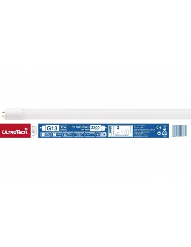 UltraTech  LED fénycső 22W G13 1200mm 2200 lumen 4000K 25000 óra