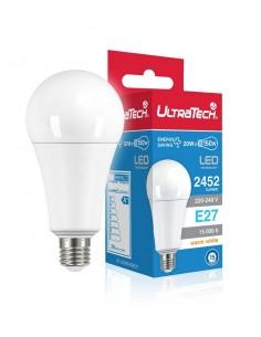 UltraTech  LED normál izzó E27 20.0W 2452 lumen 2700K melegfehér