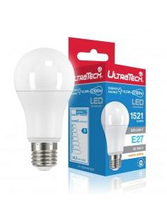 Ultratech LED izzó E27 13Watt 1521 lumen 4000K hidegfehér