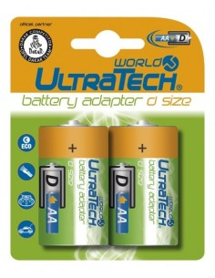 UltraTech adapter C méret