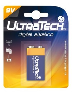 UltraTech digital elem 9V