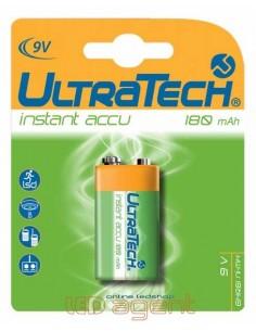 UltraTech  Instant akku 9V...