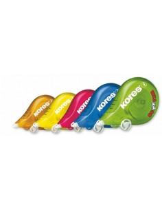 Hibajavító roller 42 mm x 8 m KORES Scooter vegyes színek