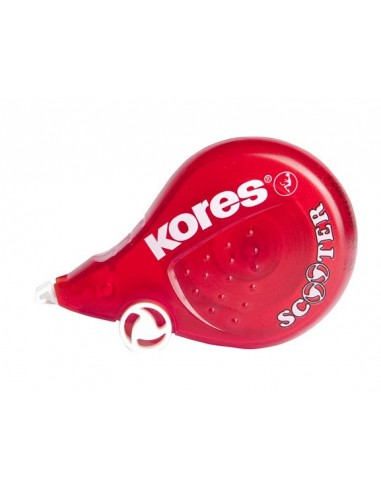 Hibajavító roller 42 mm x 8 m KORES Scooter piros