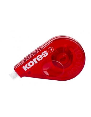 Hibajavító roller 42 mm x 15 m KORES Roll On piros