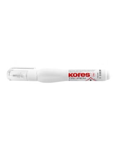 Hibajavító toll 10 g KORES Tri Pen
