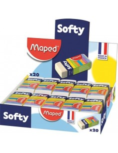 Radír display MAPED Softy