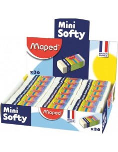 Radír display MAPED Mini Softy