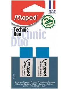 Radír kombinált MAPED Technic Duo
