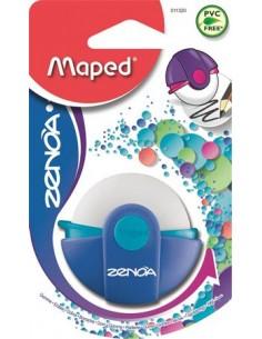Radír mûanyag tokos MAPED Zenoa