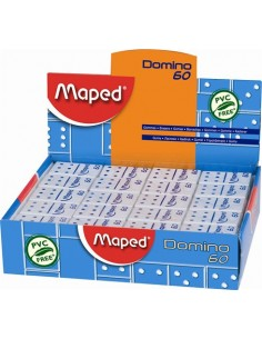 Radír display MAPED Domino 60