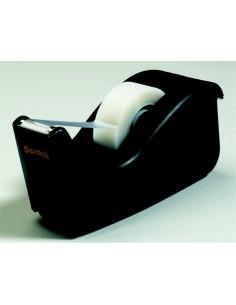 Ragasztószalag adagoló asztali 3M SCOTCH C60 fekete