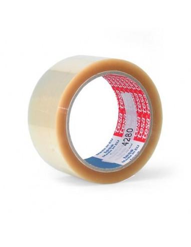 Csomagolószalag 75 mm x 66 m TESA 4280 átlátszó