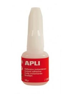 Pillanatragasztó ecsetes APLI 10 g