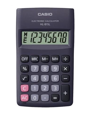 Zsebszámológép 8 számjegy CASIO HL-815