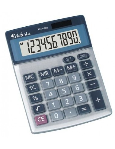 Számológép asztali 10 számjegy VICTORIA GVA-260