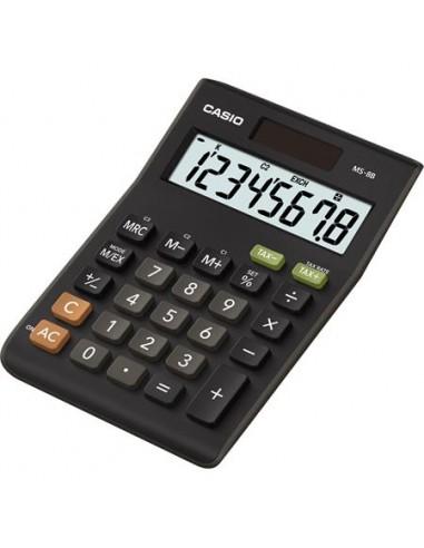 Számológép asztali 8 számjegy CASIO MS-8B S