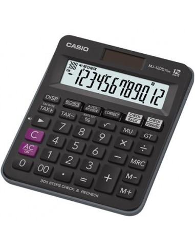 Számológép asztali 12 számjegy CASIO MJ-120D PLUS