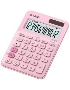Számológép asztali 12 számjegy CASIO MS 20 UC rózsaszín