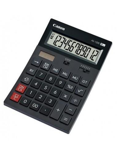 Számológép asztali 12 számjegy környezetbarát CANON AS-1200