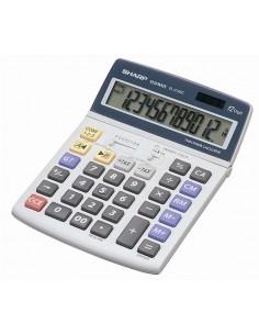 Számológép asztali 12 számjegy SHARP EL-2125C