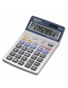 Számológép asztali 12 számjegy SHARP EL-337