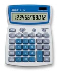 Számológép asztali 12 számjegy IBICO 212X