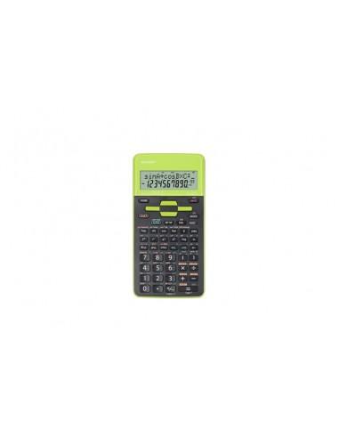 Számológép tudományos 273 funkció SHARP EL-531 zöld