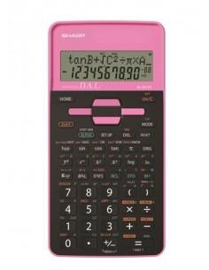 Számológép tudományos 273 funkció SHARP EL-531 pink