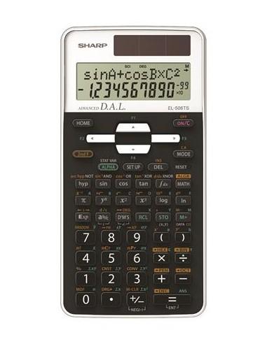Számológép tudományos 470 funkció SHARP EL-506TS
