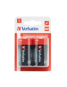 Elem D góliát 2 db VERBATIM Premium