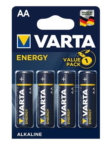 Elem AA ceruza 4 db VARTA Energy