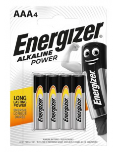 Elem AAA mikro 4 db ENERGIZER Alkaline Power