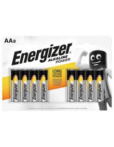 Elem AA ceruza 8 db ENERGIZER Alkaline Power