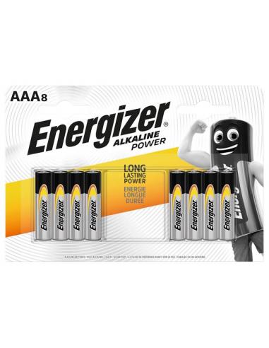 Elem AAA mikro 8 db ENERGIZER Alkaline Power