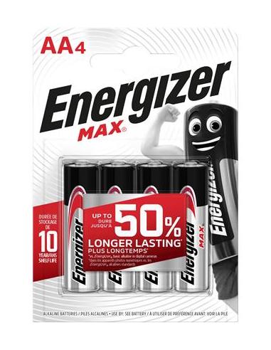 Elem AA ceruza 4 db ENERGIZER Max