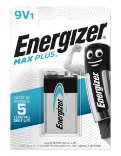 Elem 9V 1db ENERGIZER Max Plus
