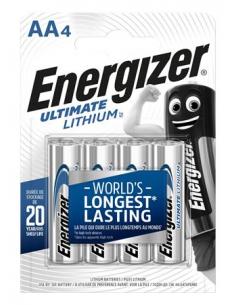 Elem AA ceruza 4 db Lítium ENERGIZER Ultimate Lithium