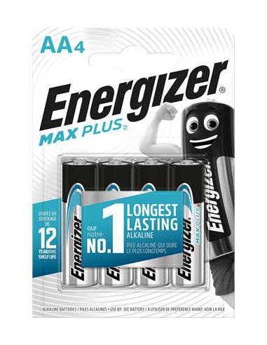 Elem AA ceruza 4 db ENERGIZER Max Plus