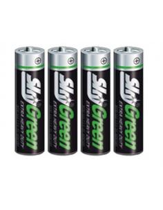 Elem AAA mikro 4 db féltartós SKY Green