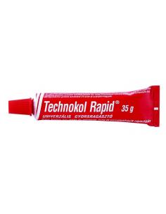 Ragasztó folyékony 35 g TECHNOKOL Rapid piros