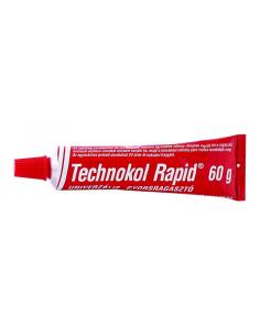 Ragasztó folyékony 60 g TECHNOKOL Rapid piros