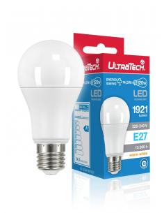 Ultratech LED izzó 14.5 Watt 2700K melegfehér