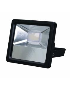 UltraTech  LED reflektor 10W fekete 4000K hidegfehér 1000 lumen  IP65 30000 óra FL1000BK