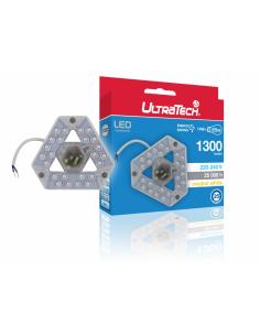 Ultratech LED csere modul  lápatestekbe  1300 lumen 14W 3500K UTL-LEDR1300