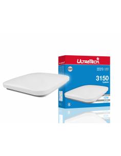 UltraTech  LED mennyezeti lámpatest 42W 3150 lumen 4000K IP20 UTL-LEDL3150Q