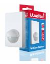 UltraTech mozgásérzékelő fehér UT-MS140WH 300/1200W 180° 12m IP44